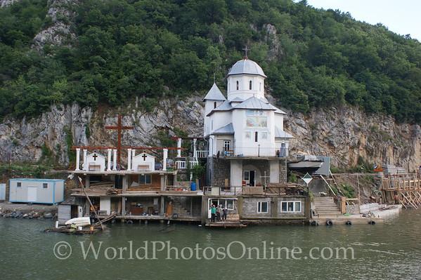 Iron Gate - Monastery