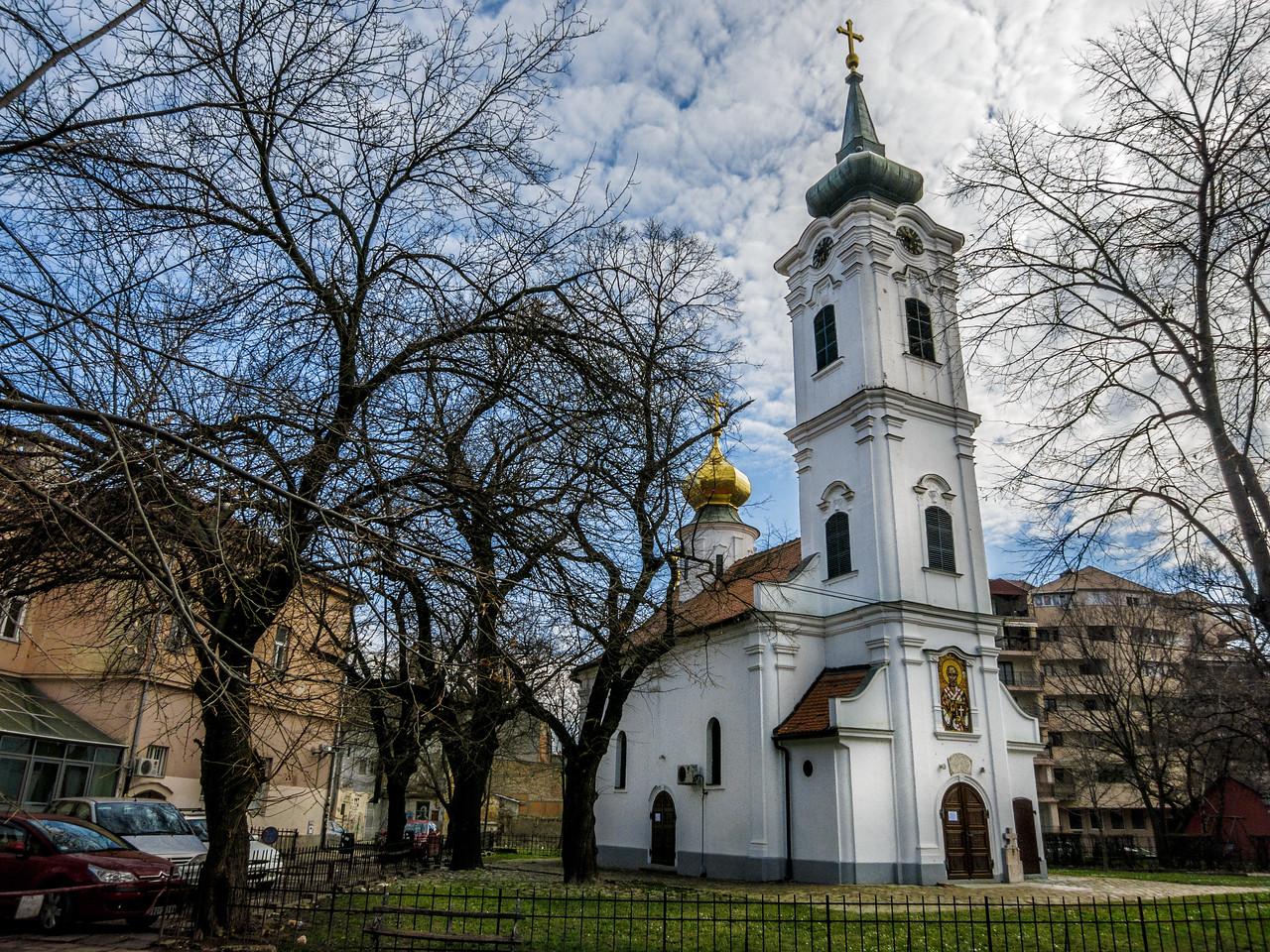 St Nicholas Church XVII