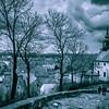 Old Novi Sad seen from Petrovaradin Fortress.