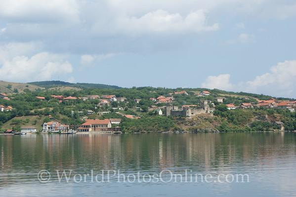 Danube River - Veliko Gradište - Ram Fortress