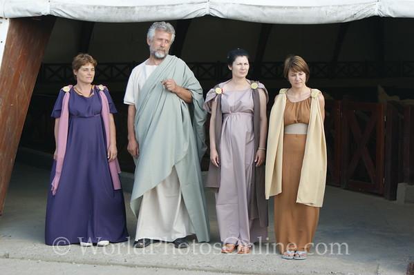Viminacium - Typical Roman Fashion
