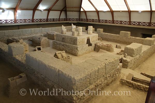 Viminacium - Necropolis - Emperor's Mausoleum