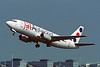 YU-ANJ Boeing 737-3H9 c/n 23714 Amsterdam/EHAM/AMS 22-04-05 (35mm slide)