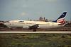 "YU-ANV Boeing 737-3H9 ""JAT Yugoslav Airlines"" c/n 24140 Malta-Luqa/LMML/MLA 14-01-96 (35mm slide)"