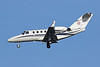 YU-SCJ Cessna 525 CItation Jet c/n 525-0143 Brussels/EBBR/BRU 06-11-20