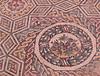 Mosaic detail, Villa Romana del Casale
