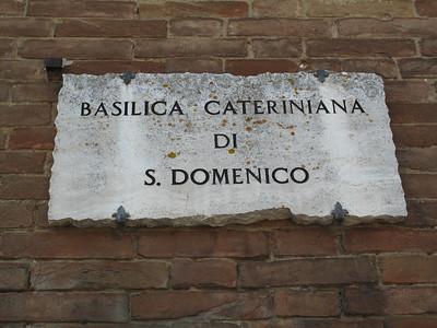 Siena Tuscany Italy 2012