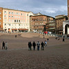 This is where the Palio takes place in July (Campo Square)