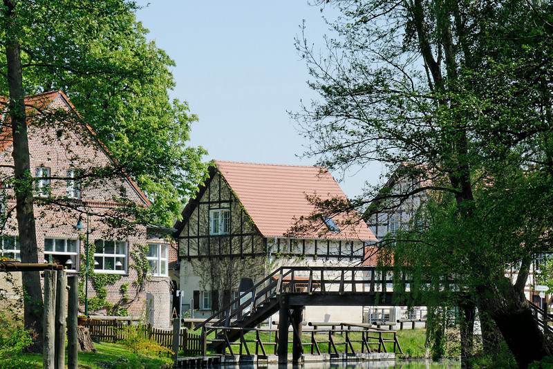 Schlepzig - Spreewald