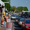 Poland street scene