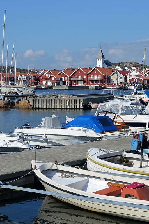 Skärhamn juli 2011