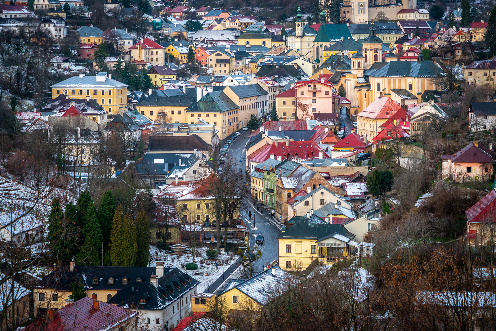 UNESCO World Heritage Sites in Slovakia