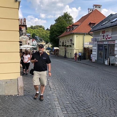 Chris in Europe