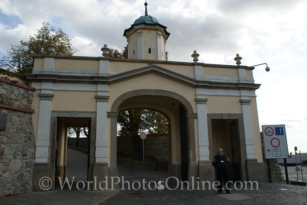 Bratislava - Bratislava Castle - Gate