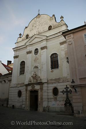 Bratislava - Franciscan Church