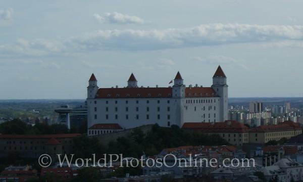 Bratislava - Bratislava Castle - 2012
