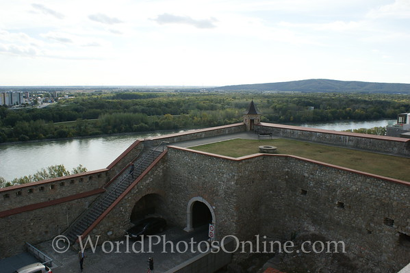 Bratislava - Bratislava Castle - Battlements