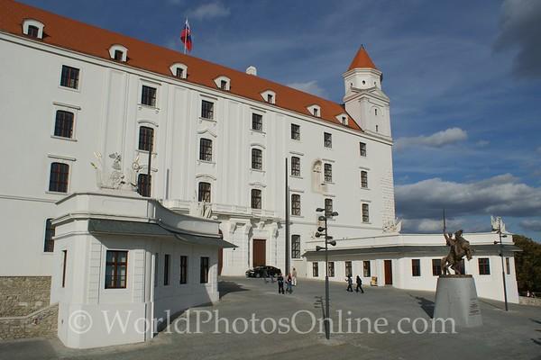 Bratislava - Bratislava Castle - Main Keep