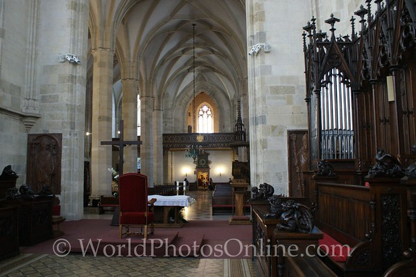 Bratislava - St  Martin's Cathedral - Nave