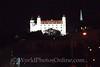 Bratislava - Bratislava Castle - 2012 at night