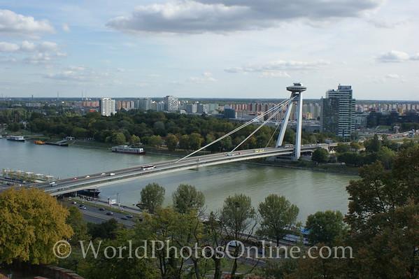 Bratislava - New Bridge