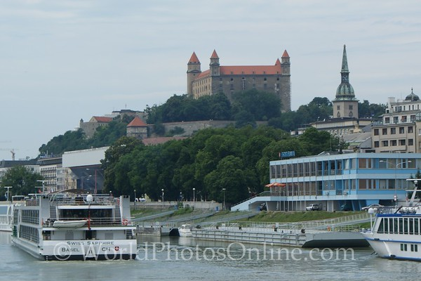 Bratislava - Bratislava Castle - 2008