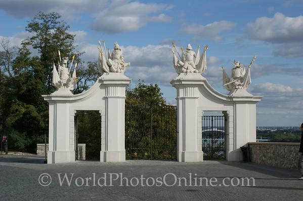 Bratislava - Bratislava Castle - 2nd Gate