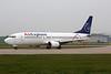 "OM-AEX Boeing 737-4Y0 ""AirExplore"" c/n 25178 Manchester/EGCC/MAN 12-09-14"