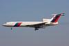 """OM-BYO Tupolev Tu-154M """" Government of Slovakia"""" c/n 89A803 Brussels/EBBR/BRU 17-03-16"""