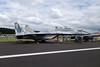 "5304 Mikoyan-Gurevich MiG-29UB ""Slovak Air Force"" c/n N50903028253 Gilze-Rijen/EHGR 20-06-14"