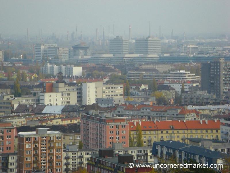 Bratislava Skyline - Slovakia