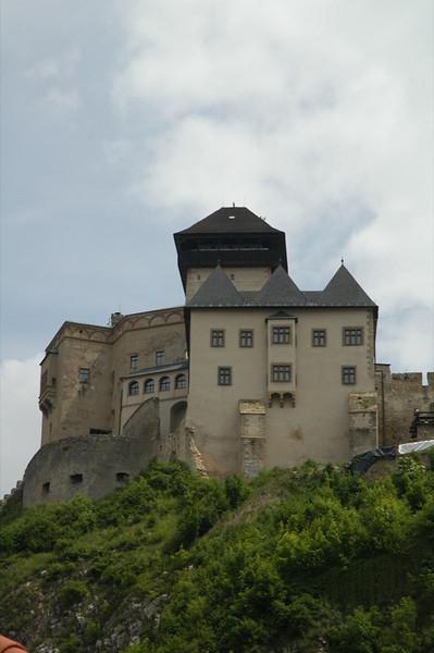 Trencin castle - Slovakia