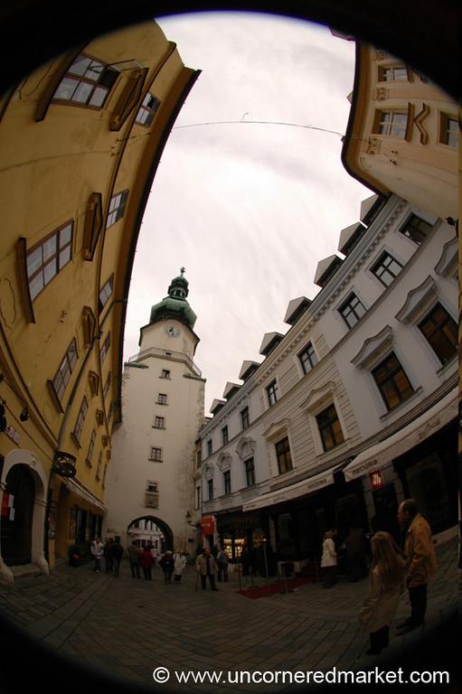 Bratislava's Old Town - Slovakia