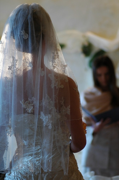 Slovak Wedding Veil - Trencin, Slovakia