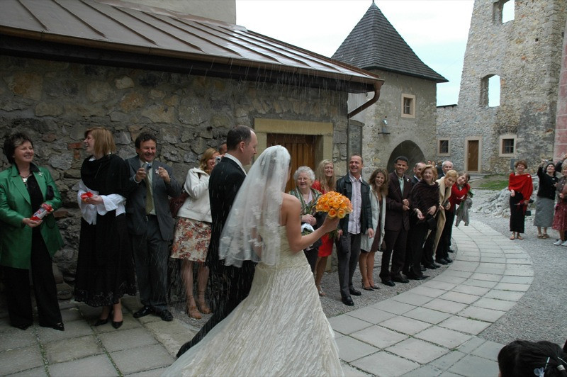 Newly Married Couple - Slovakia
