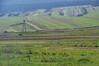 Riding through the Polish countyside