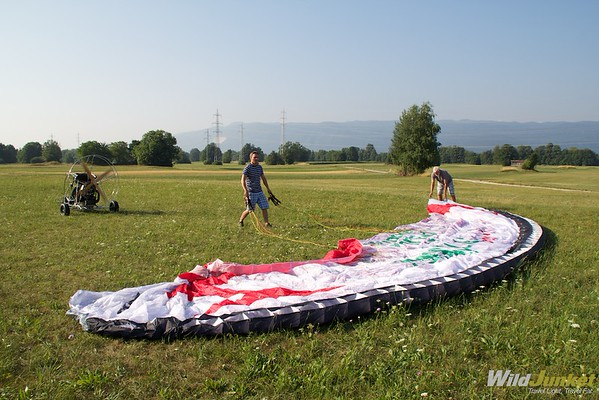 Slovenia from Above: Paragliding over Lake Bled – Wild Junket Adventure Travel Blog