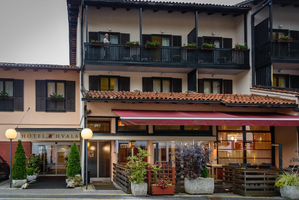 Hotel Hvala, Kobarid Slovenia