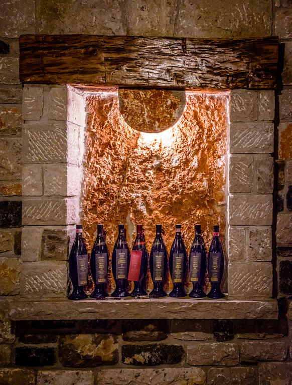 Award Winning Wine Shrine