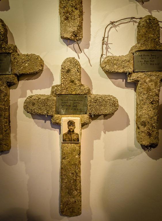 WWI - Grave Marker