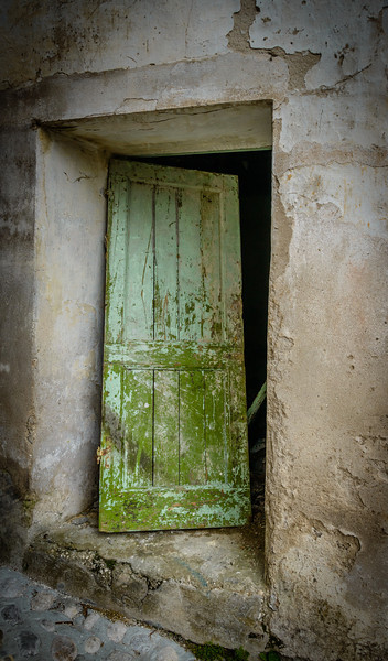 Door in Kobaird