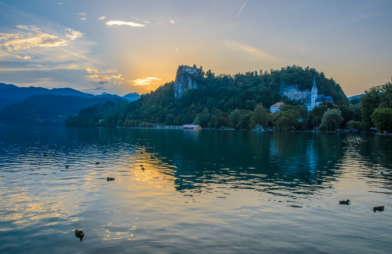 Bled Twilight