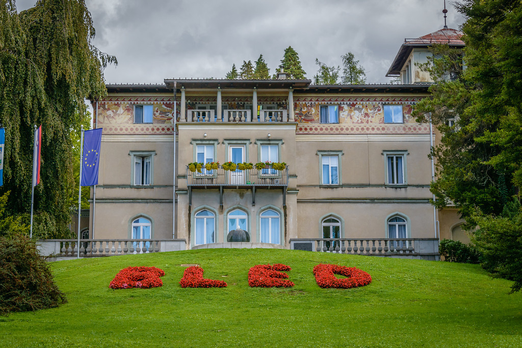 City of Bled, Slovenia