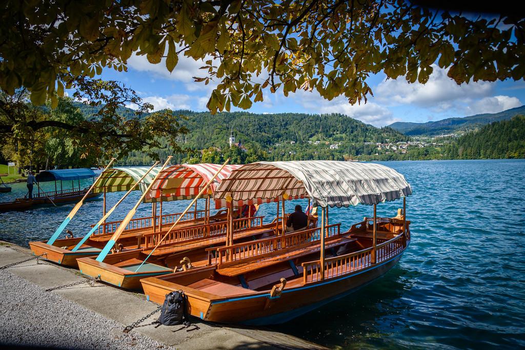Pletna Boats - Hand Built With No Keel