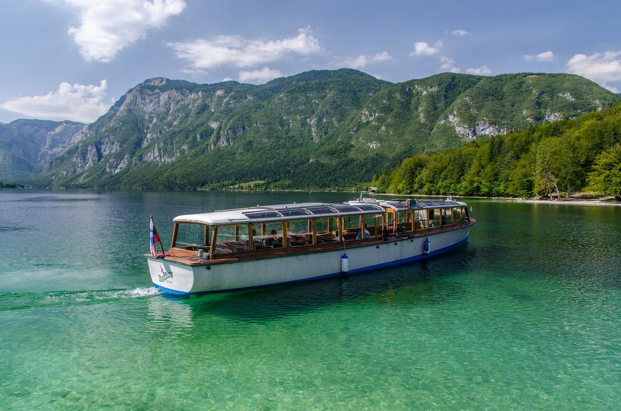 Bohinj Boat
