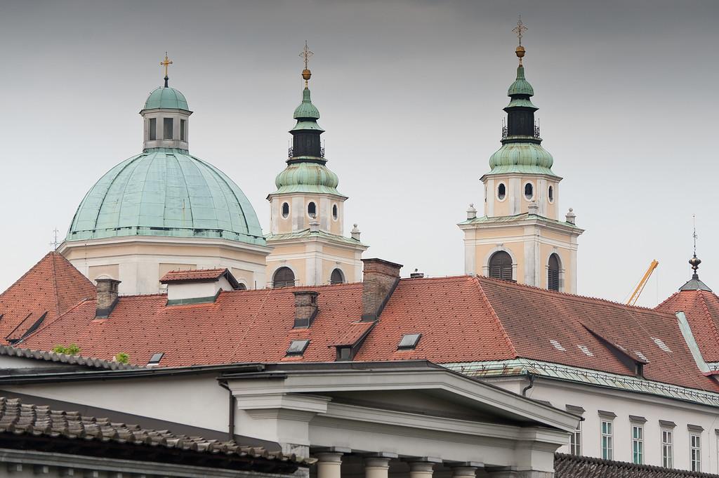 Travel to Ljubljana