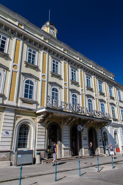 Postaja Ljubljana