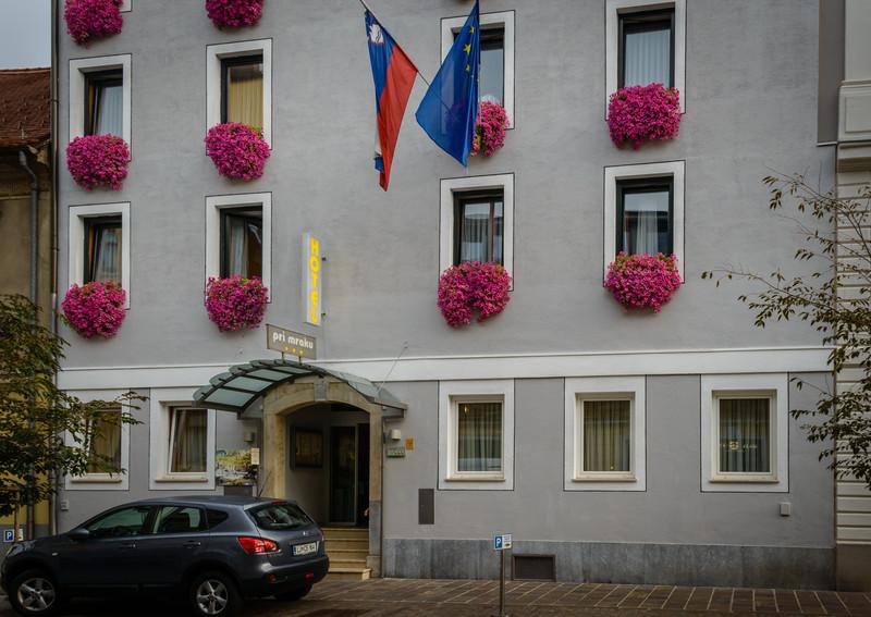 Hotel Pri Mraku - Ljubljana