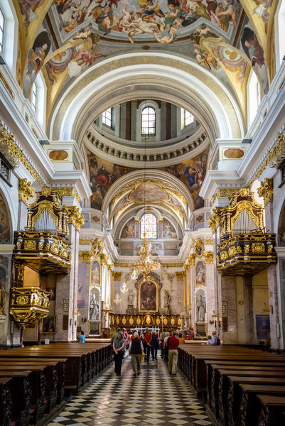 The Cathedral of St. Nicholas - Circa ~ 1700's