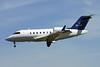 S5-ADF Bombardier 605 Challenger c/n 5757 Paris-Le Bourget/LFPB/LBG 10-07-16